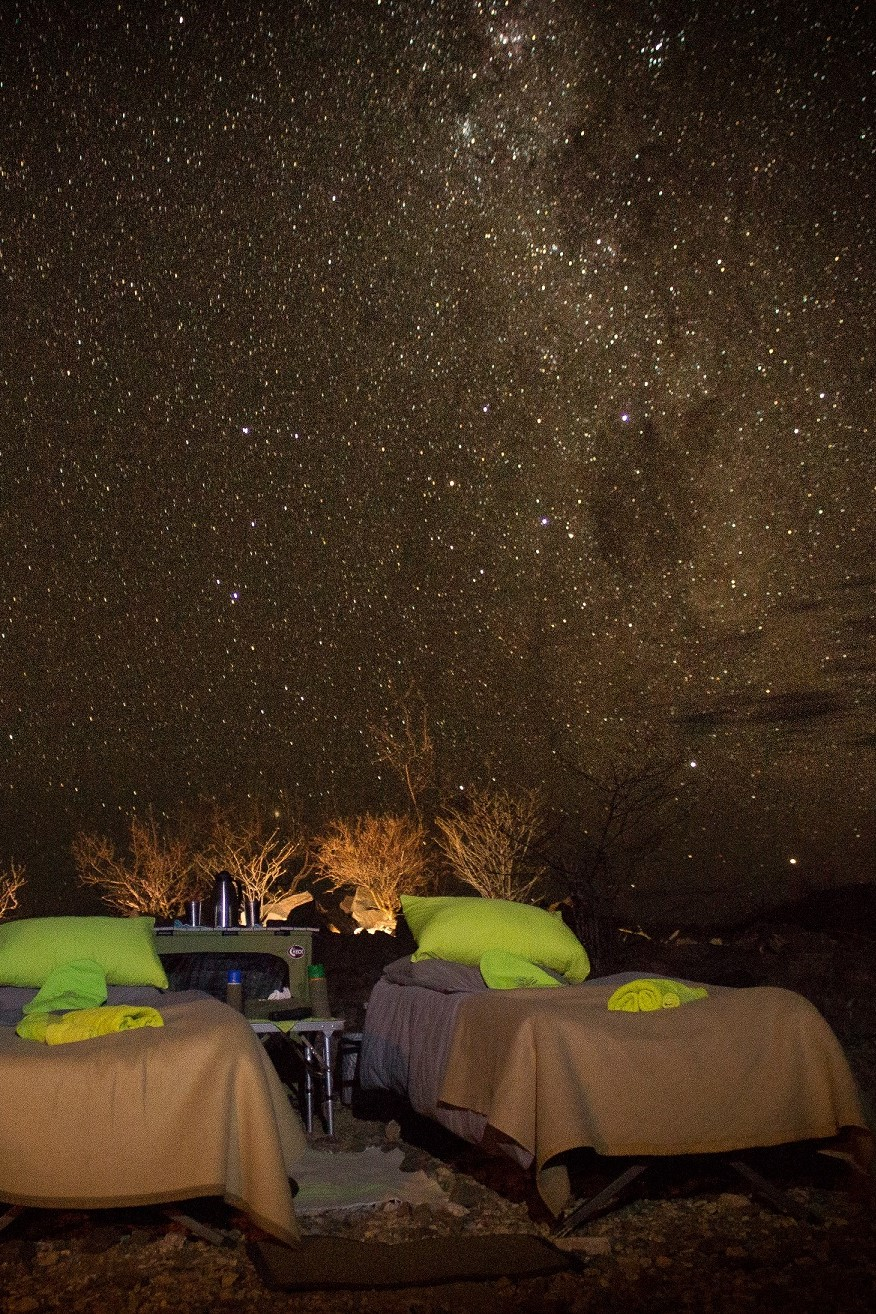 Dag 8 Huab Under Canvas Stellar Escape Milky Way (2)