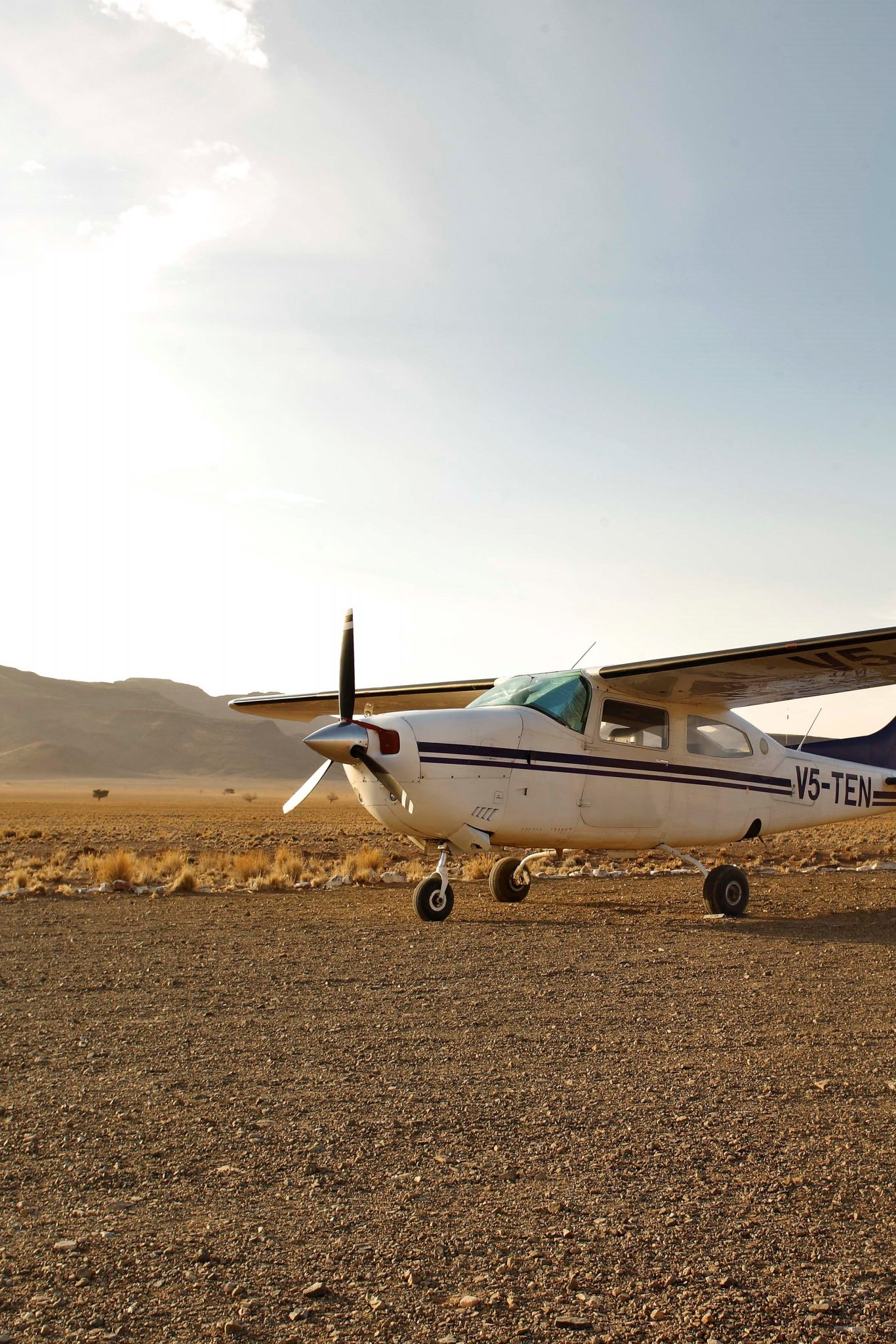 Fly - in Namibia2