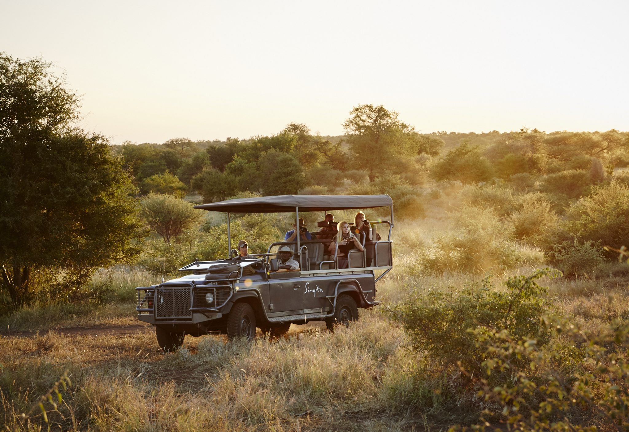 Singita Sweni Lodge Game Drive2